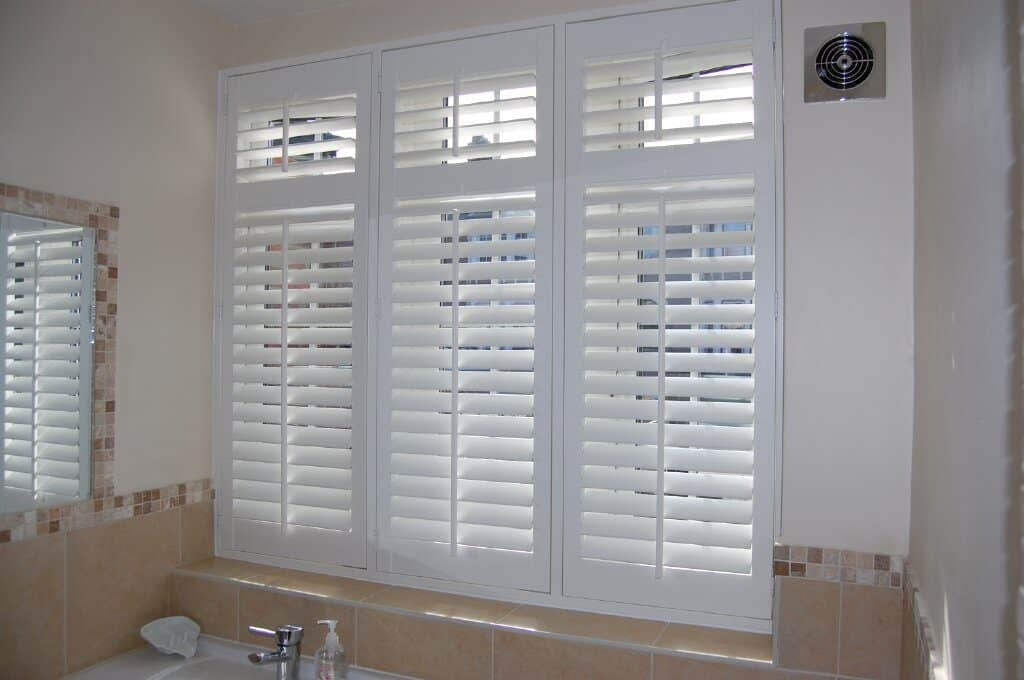 wood or mdf shutters